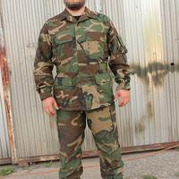 Coat Aircrew Camouflage Pattern Combat, Woodland Camouflage