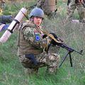 Magyar katonák Boszniában