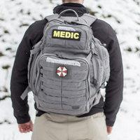 NAV járőr felszerelése: Egyénileg Összeállított Medic Zsák