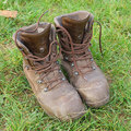 Boots Combat High Liability