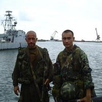 Orosz különleges erők a Krím félszigeten