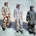 Kísérleti sivatagi ruházat az 1980-as évekből