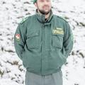 NAV járőr felszerelése: Téli Kabát