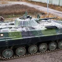Pansarbandvagn 501