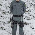 NAV járőr felszerelése: Gyakorló Ruházat