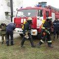 Donyecki tűzoltók