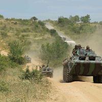 Brave Warrior 2017: román hadsereg
