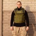 Taktikai Málhafelszerelés Készlet Repeszmellény