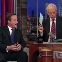 A brit miniszterelnök saját magát égette az amerikai tévében