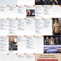 Lassan véget ér a 2011/12-es tévés évad