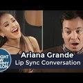 Ariana Grande és Jimmy Fallon már megint hatalmasat mókáztak!