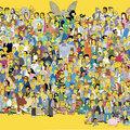 A Simpsons összes karaktere egy képen