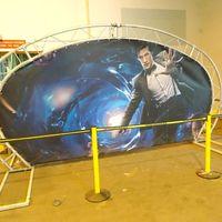 Doctor Who-fanok, riadó! Hazavihetitek Matt Smith-t!