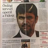 Itt tart most egy decens polgári lap Magyarországon