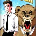 Jimmy Halpert, a Medveember