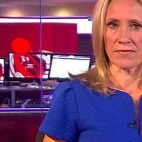 Véletlenül melleket mutogattak a BBC híradójában