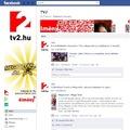 A Tv2 letörölte a Facebook-falát