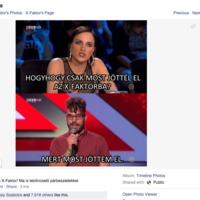 Feltörték az X-Faktor facebookját?