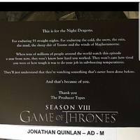 Ötvenöt éjszakán át forgattak egy csatajelenetet a Trónok harca utolsó évadához
