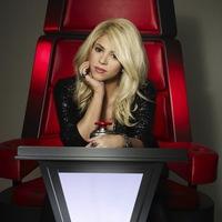 Shakira és Usher is beült a The Voice-székbe