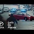 Jó kis Drót-osztálytalálkozó lett a Toyota idei Super Bowl-reklámjából