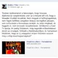 Bödőcs Tibor kiszáll a Showder klubból