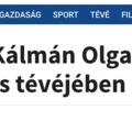A HírTV seggbe rúgta az origót, de csak fél lábbal