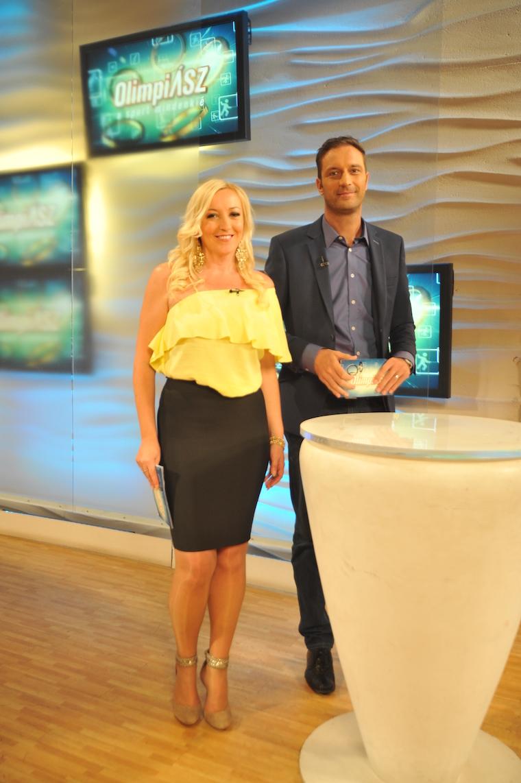 Olimpiai életmód magazin indul a TV2-n