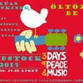 Cooltusz Woodstock @ 205.05.30. Miskó István-sétány