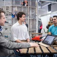 A B&C is részt vett az egri Fiatal Vállalkozók Szakkiállításán