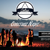 Cooltusz Night @ Nádas Beach, 2015.07.04.