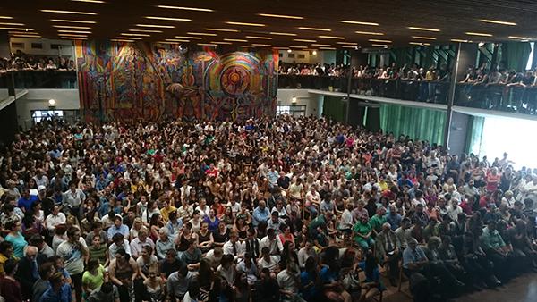 A corvinusos hallgatók nem adják az egyetemet