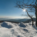 A Bükk hó alatt