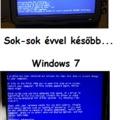 Windows 95 és Windows 7