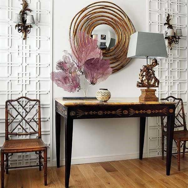 Wall Decor Quality Room Makeovers With Metallic: Modern és Antik?