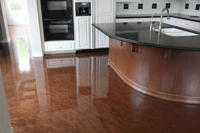 Special Effect Paint Finishes For Kitchens