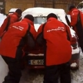 Segít az Audi Quattro Team