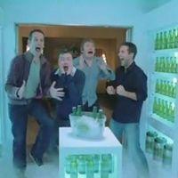 Vasárnapi klasszikus: Heineken Walk-in fridge
