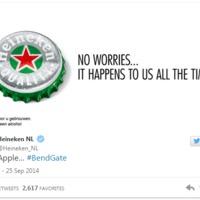 Beindult a trollkodás a meghajló iPhone 6-ra