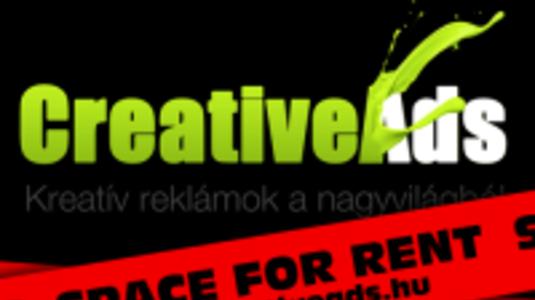 CreativeAds Blog médiaajánlat