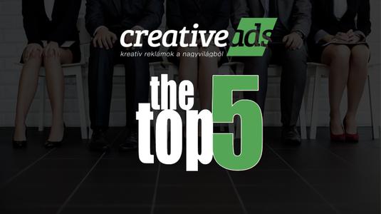 Az 5 legnépszerűbb reklám 2014-ben - CreativeAds