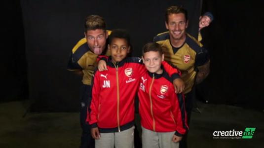 Megviccelték szurkolóikat az Arsenal futballistái