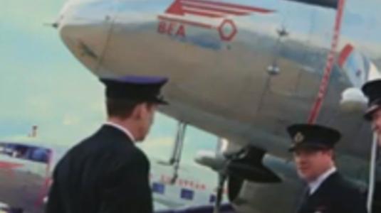 A repülés története BA módra...