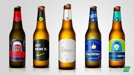 Ha a márkák sörök lennének