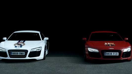Audi El Clásico!