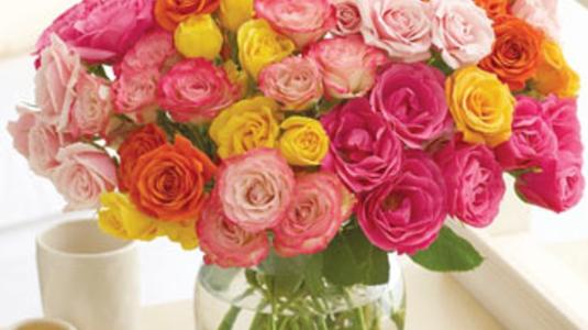Lájkolnál egy csokor virágot?