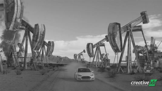 Újabb inspiráló Tesla reklám