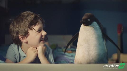 Elképesztően aranyos karácsonyi reklámfilm a John Lewistól