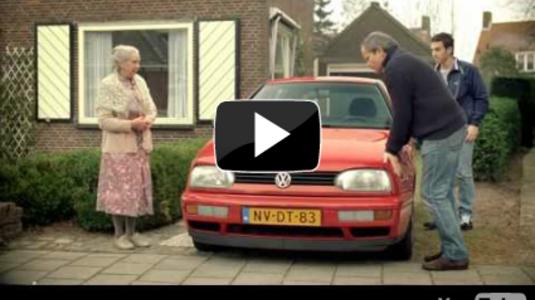 Vasárnapi klasszikus: Volkswagen Golf