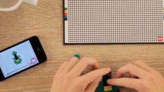 LEGO a kiterjesztett valóságban